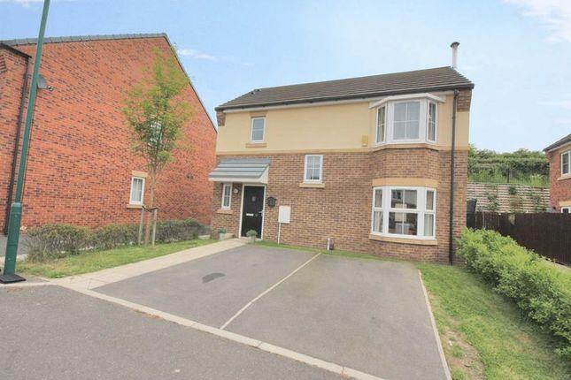Thumbnail Detached house for sale in Beacon Hill, Loftus, Saltburn-By-The-Sea
