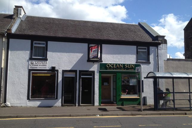 Thumbnail Office to let in 12A High Glencairn Street, Kilmarnock