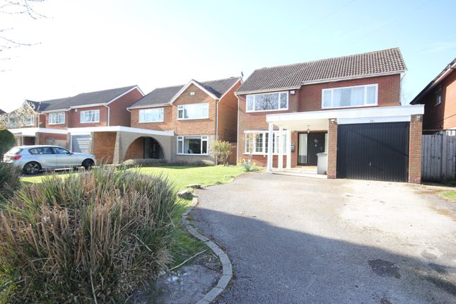 4 bed detached house for sale in Beechwood Park Road, Solihull B91