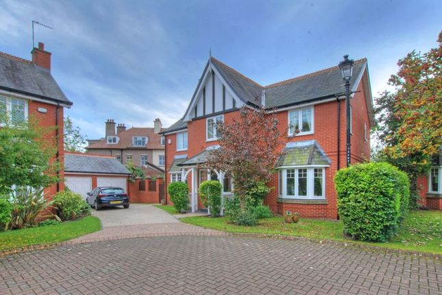 Thumbnail Detached house for sale in Bloomsbury Court, Gosforth, Newcastle Upon Tyne
