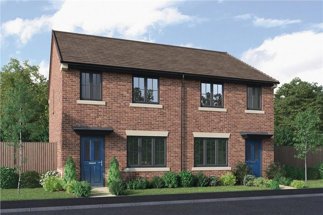 """3 bed semi-detached house for sale in """"The Overton"""" at Priory Gardens, Corbridge NE45"""