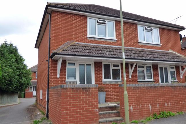 Thumbnail Semi-detached house for sale in St. Christophers Road, Farnborough