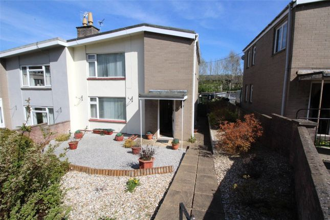 Thumbnail Semi-detached house for sale in Woodside, Midsomer Norton, Radstock