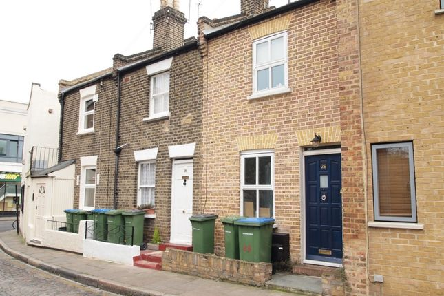 Thumbnail Terraced house to rent in Bardsley Lane, Greenwich