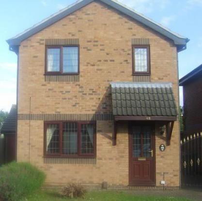 Thumbnail Detached house to rent in Speedwell Crescent Skippingdale Area, Scunthorpe, North Lincolnshire
