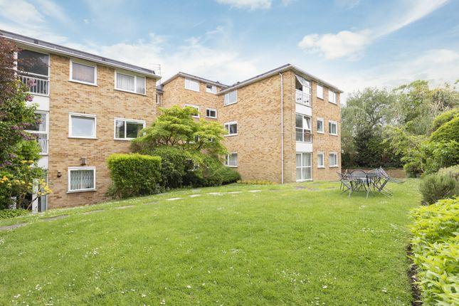 Thumbnail Flat to rent in Hertford Lodge, Albert Drive, Southfields.
