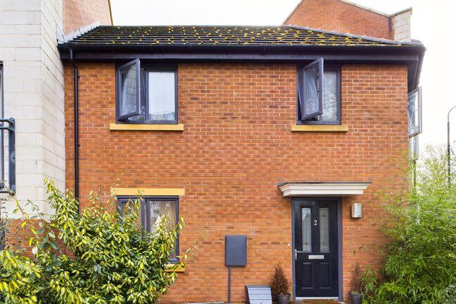 Thumbnail Town house for sale in Kilmore Quay, Hanley, Stoke-On-Trent