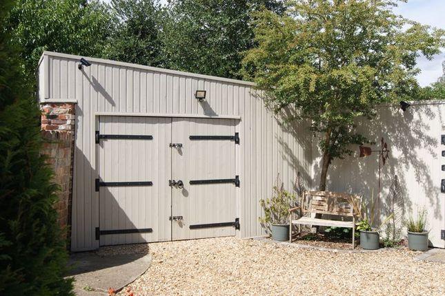 Garage of Old Bell Lane, Carlton-On-Trent, Newark NG23