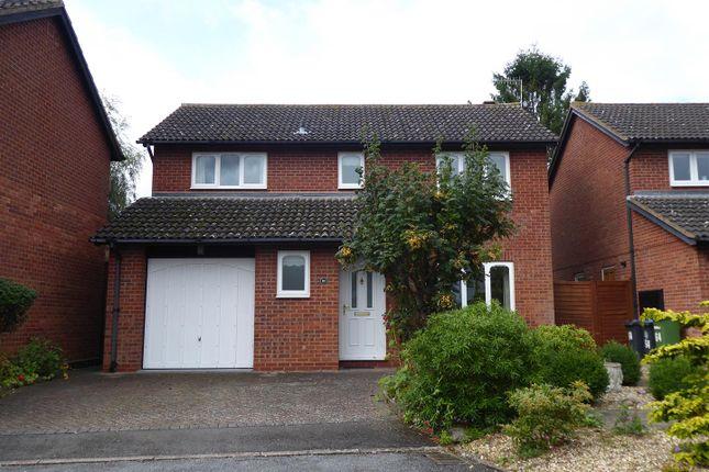Thumbnail Detached house to rent in Bridgetown Road, Stratford-Upon-Avon