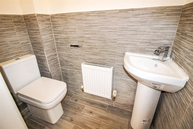 Downstairs Wc of Riseholme Close, Leicester, Leicestershire LE3