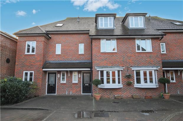Thumbnail Property to rent in Vintner Road, Abingdon, Oxfordshire