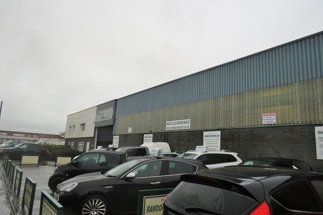 Thumbnail Light industrial for sale in Moorfield Road, Yeadon