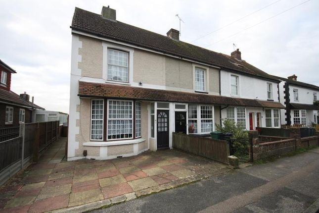 Thumbnail End terrace house for sale in New North Road, Reigate