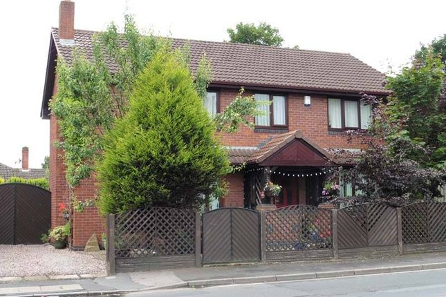 Thumbnail Detached house for sale in Trunnah Road, Thornton-Cleveleys