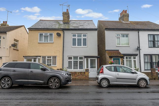 2 bed semi-detached house for sale in High Street, Great Wakering, Essex. SS3