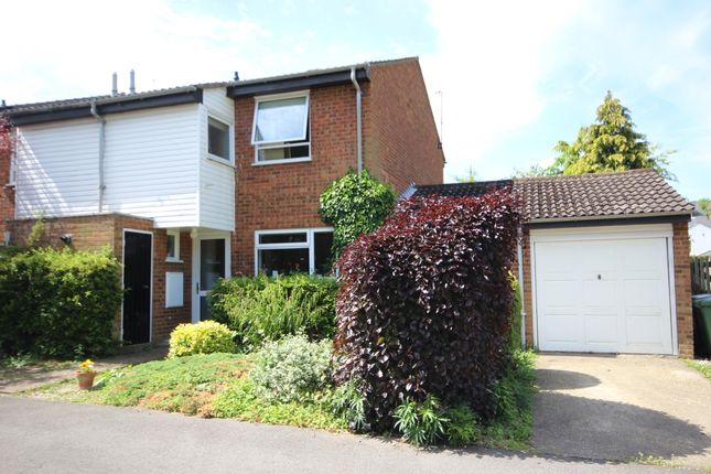 Thumbnail Semi-detached house to rent in Kipling Way, Harpenden