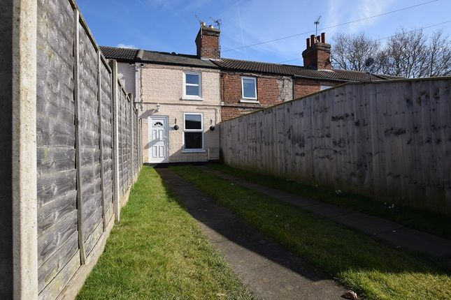 Thumbnail 2 bed terraced house to rent in South Street, Alford