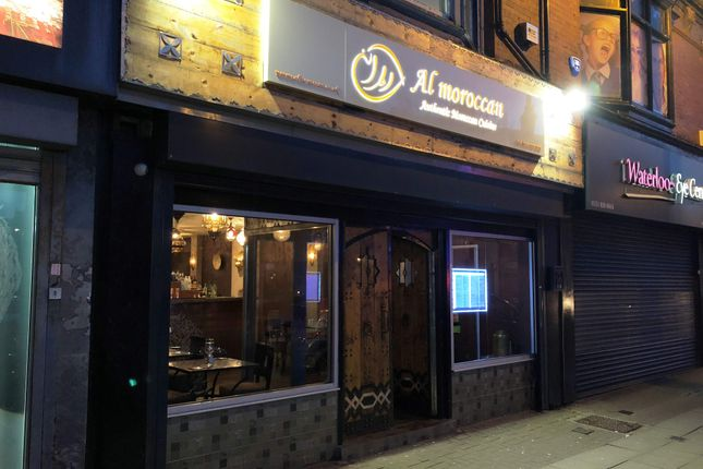 Thumbnail Restaurant/cafe for sale in Liverpool L22, UK