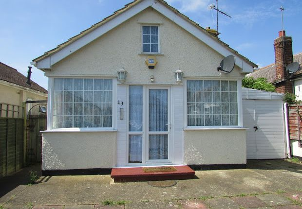 Thumbnail Property to rent in Rosemary Way, Jaywick, Clacton-On-Sea