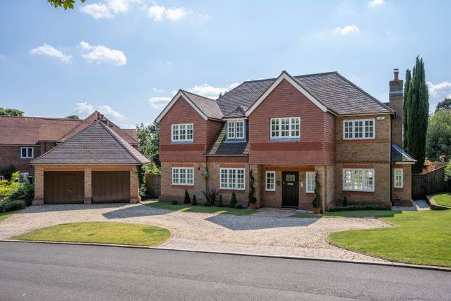 Thumbnail Detached house for sale in Lord Austin Drive, Marlbrook