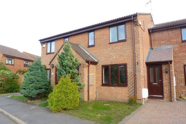 Thumbnail Terraced house to rent in The Briars, West Kingsdown, Sevenoaks