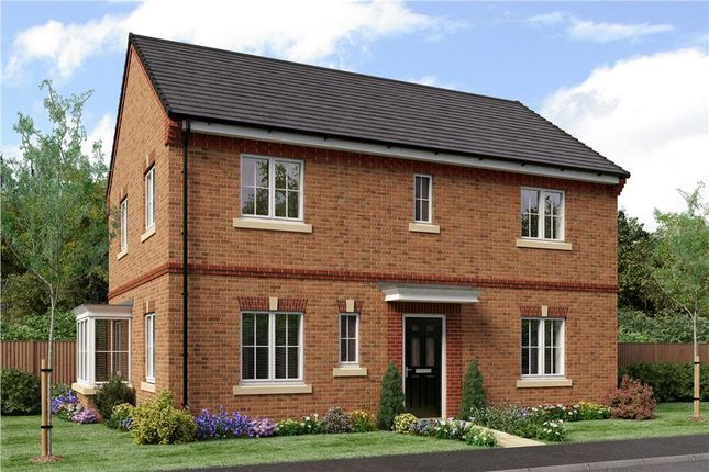 "Thumbnail Detached house for sale in ""The Stevenson"" at Weldon Road, Cramlington"