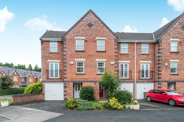 Thumbnail End terrace house for sale in Hammond Green, Wellesbourne, Warwick