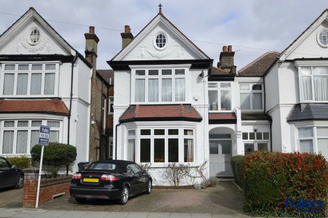 Thumbnail Terraced house for sale in Compton Road, Winchmore Hill