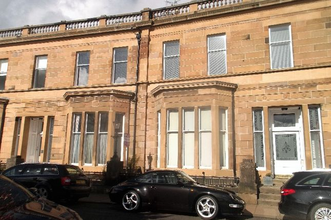 Thumbnail Flat to rent in Cleveden Crescent, Kelvinside, Glasgow