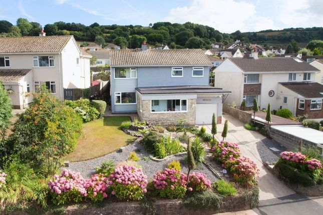 Thumbnail Detached house for sale in Upton Manor Road, Brixham