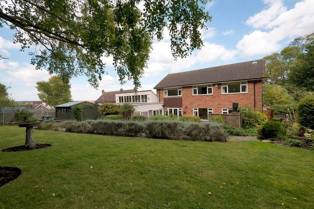 Thumbnail Detached house for sale in Priestfields, Borstal, Rochester
