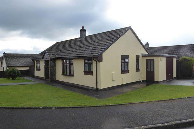 3 bed bungalow to rent in Bro'r Hengill, Peniel, Carmarthen SA32