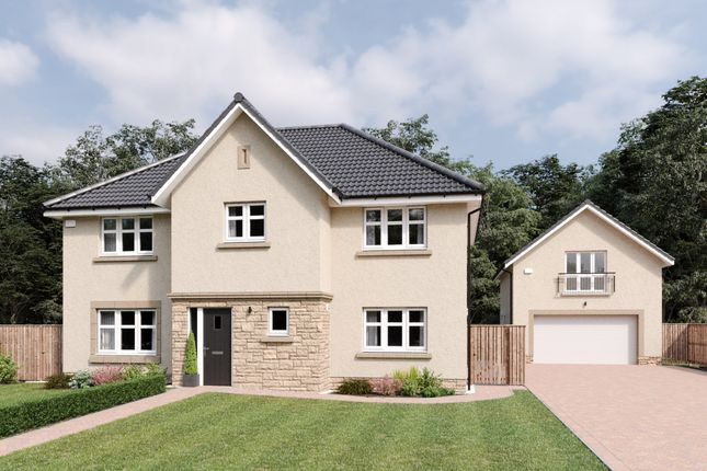 """Thumbnail Detached house for sale in """"Elliot"""" at Evie Wynd, Newton Mearns, Glasgow"""