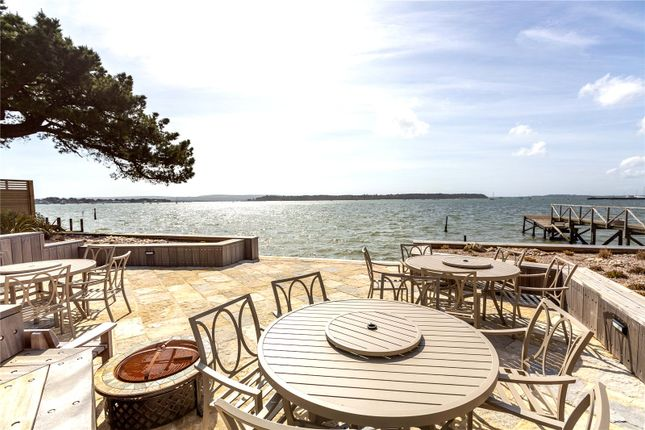 Thumbnail Flat for sale in The Landing, 336-338 Sandbanks Road, Evening Hill, Poole