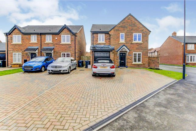 4 bed detached house for sale in Willow Brook Close, Middlesbrough TS9