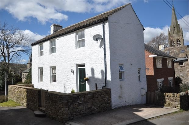 Thumbnail Detached house for sale in Grisedale House, Church Road, Alston