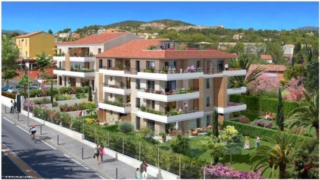 1 bed apartment for sale in Provence-Alpes-Côte D'azur, Var, Agay
