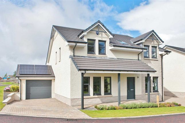 Thumbnail Detached house for sale in Jackton View, Jackton, Jackton