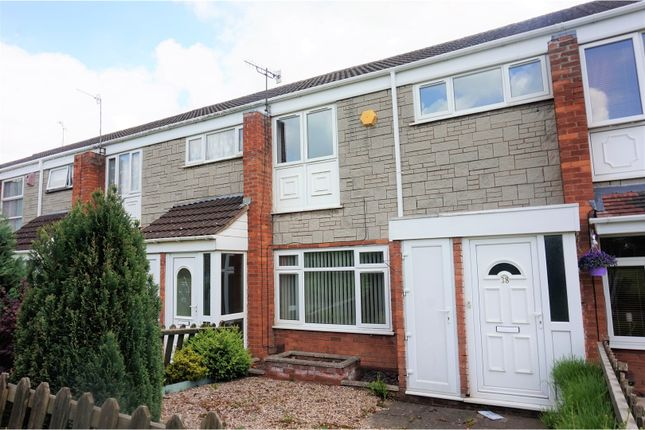 Thumbnail Terraced house for sale in Cradley Park Road, Dudley