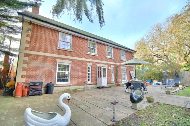 Thumbnail Detached house for sale in Mill Lane, Bedhampton, Havant