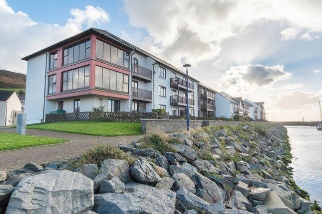 Thumbnail Flat for sale in Y Lanfa, Trefechan, Aberystwyth