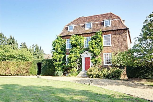 Thumbnail Detached house for sale in Old Park Ride, Cheshunt, Waltham Cross