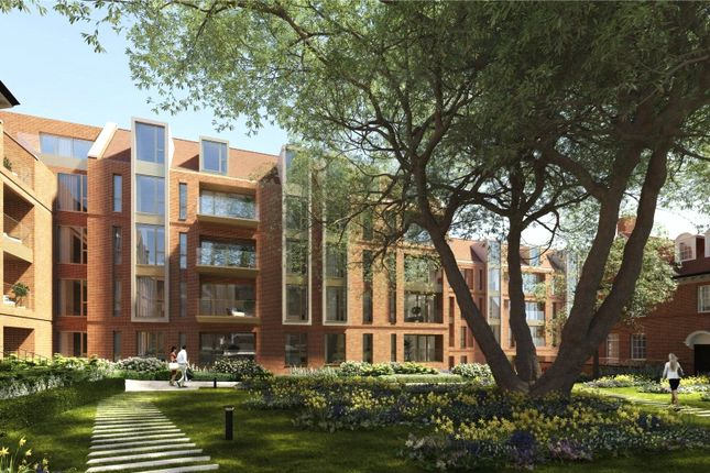 Thumbnail Flat for sale in Rosalind Franklin Hall, Hampstead Manor, Kidderpore Avenue, Hampstead