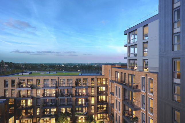 Thumbnail Flat for sale in Glenthorne Road, Hammersmith