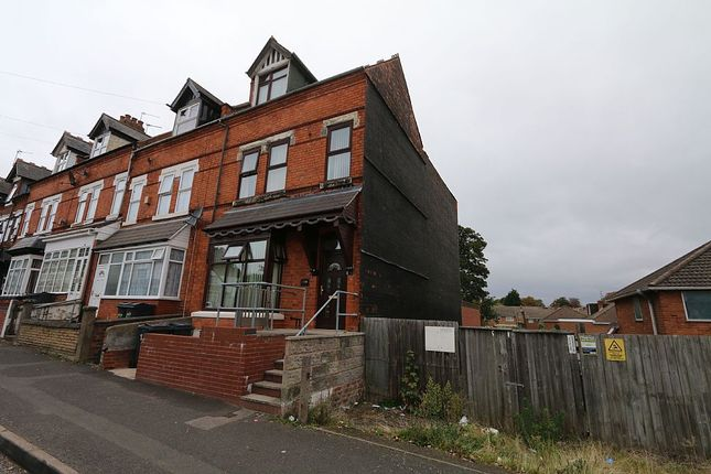Thumbnail End terrace house for sale in Oakwood Road, Sparkhill, Birmingham, West Midlands