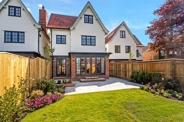 Thumbnail Detached house for sale in Stiles Yard, Alresford, Hampshire