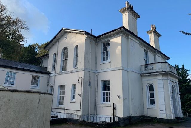 Thumbnail 2 bed flat to rent in Acadia Road, Torquay, Devon