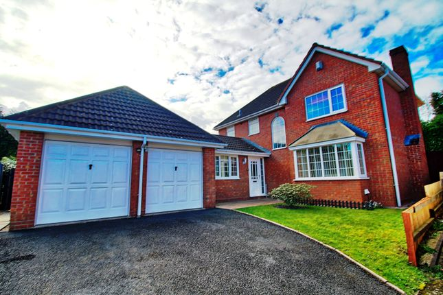Detached house for sale in Plough Croft, Warndon, Worcester