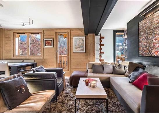 Apartment for sale in Val-D'isère, France