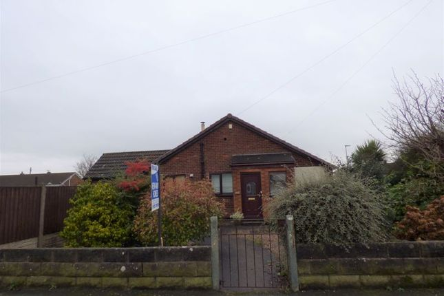 Thumbnail Bungalow for sale in Bideford Road, Penketh, Warrington